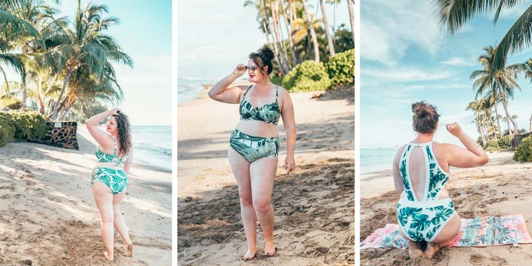 The 5 Best Swimsuits for Curves: Comfortable, Cute, & Field-Tested