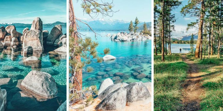 Complete Guide to the Perfect Summer at Lake Tahoe
