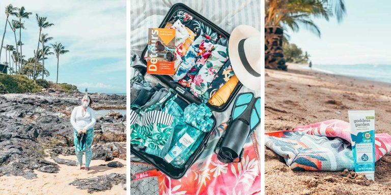 What to Pack for Maui: Essential Hawai'i Packing List